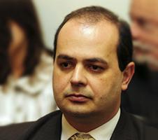 Diretor Financeiro Renato Thiebaut